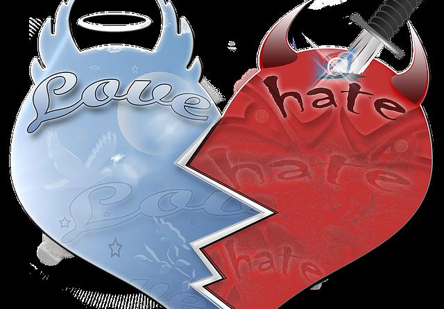 Love hate XRP