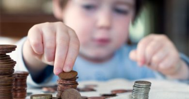5 Ways To Teach Financial Literacy To Children